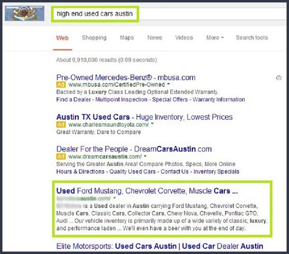 search engine optimisation austin dallas houston san antonio