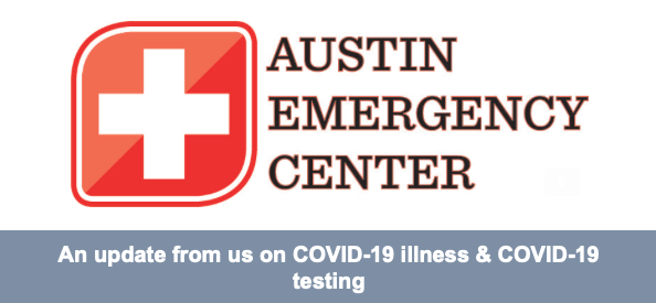 covid testing austin